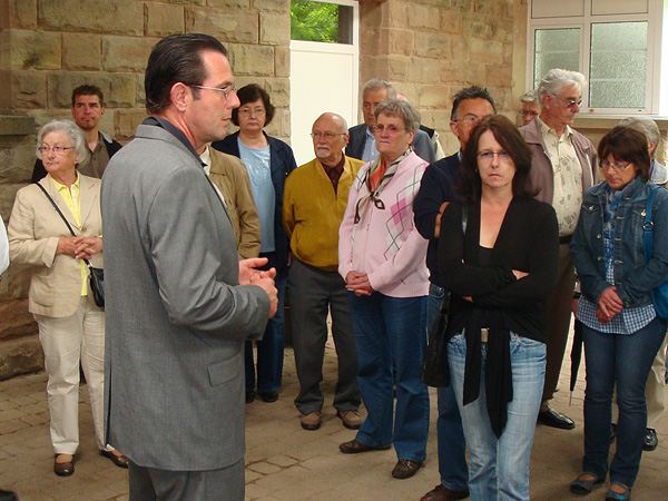 3. Krematoriumsfahrt, Das Steimer & Grub