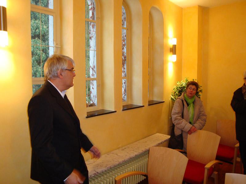 2. Krematoriumsfahrt, Das Steimer & Grub