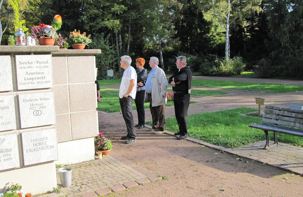 Krematoriumsfahrt, Das Steimer & Grub