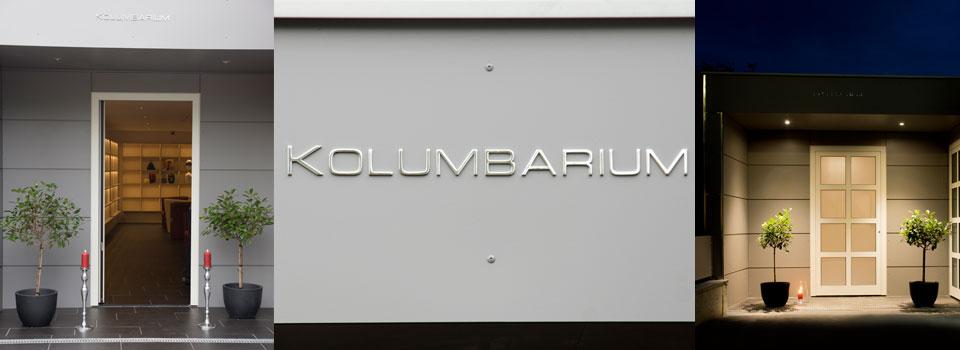 Kolumbarium Steimer & Grub Bestattungen