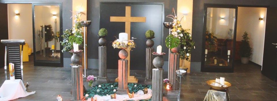 Das Bestattungshaus Steimer & Grub